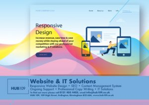website and it solutions service